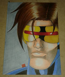 Cyclops April 23, 2015 by XSITION