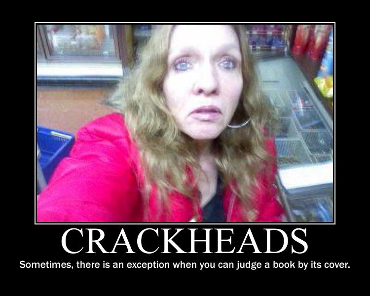white crackhead meme