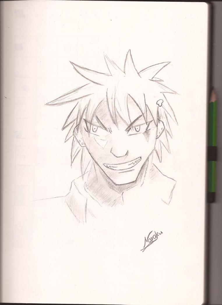 Buster Keel Scetch by KitaruNaraku