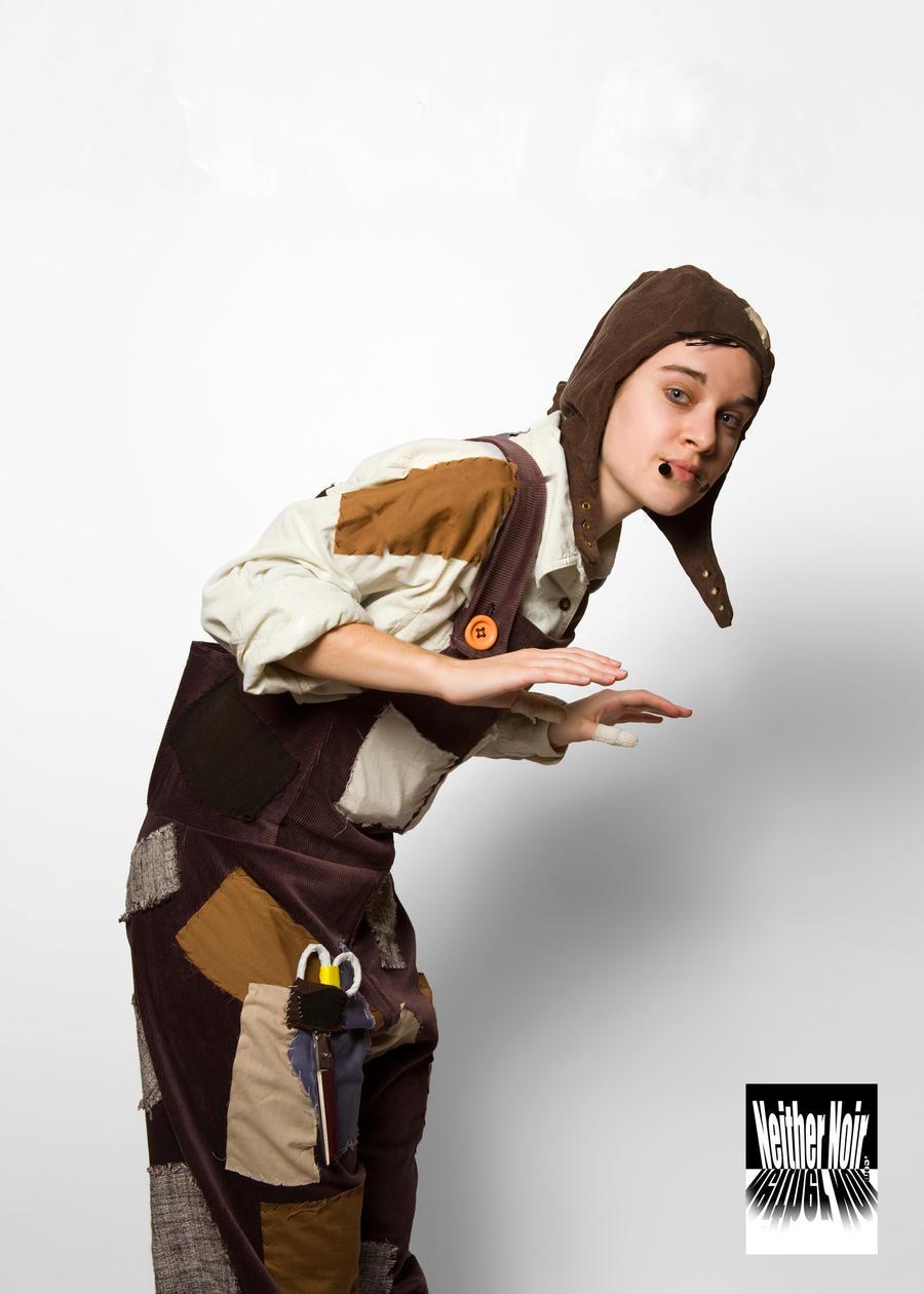 Tack the Cobbler Hero by Knoxois on DeviantArt Tack The Cobbler Costume