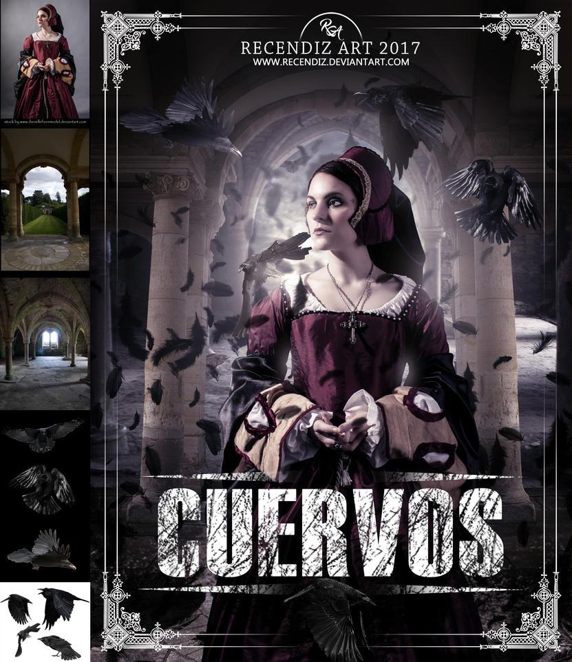 Cuervos by Recendiz