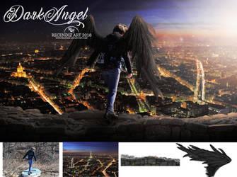 DarkAngel by Recendiz
