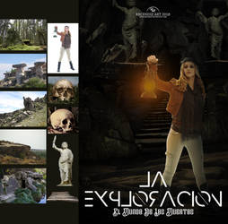 La Exploracion (El Mundo De Los Muertos) by Recendiz