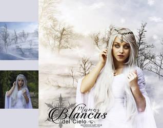 Plumas Blancas Del Cielo by Recendiz