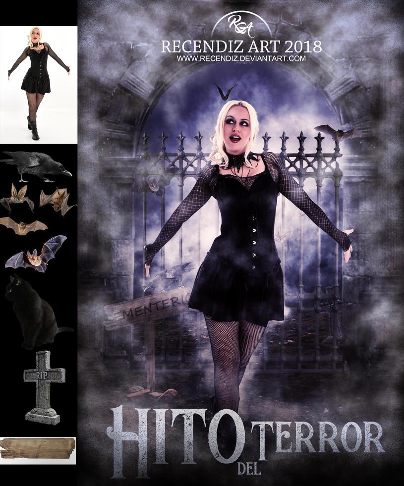Hito del Terror by Recendiz