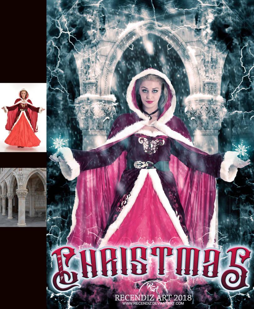 Merry Christmas by Recendiz