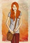 HP - Ginny did grow up