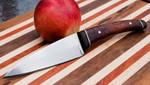 Finished Kitchen Knife