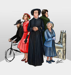 BBC Father Brown