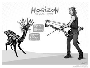 Horizon: Veggie Hunt