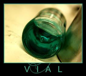 Vial by vivacious