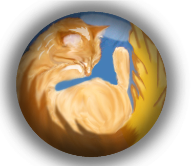 Mozilla Firecat by ShikaDh