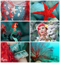 Ariel - cosplay aesthetic challenge by elyoncosplay