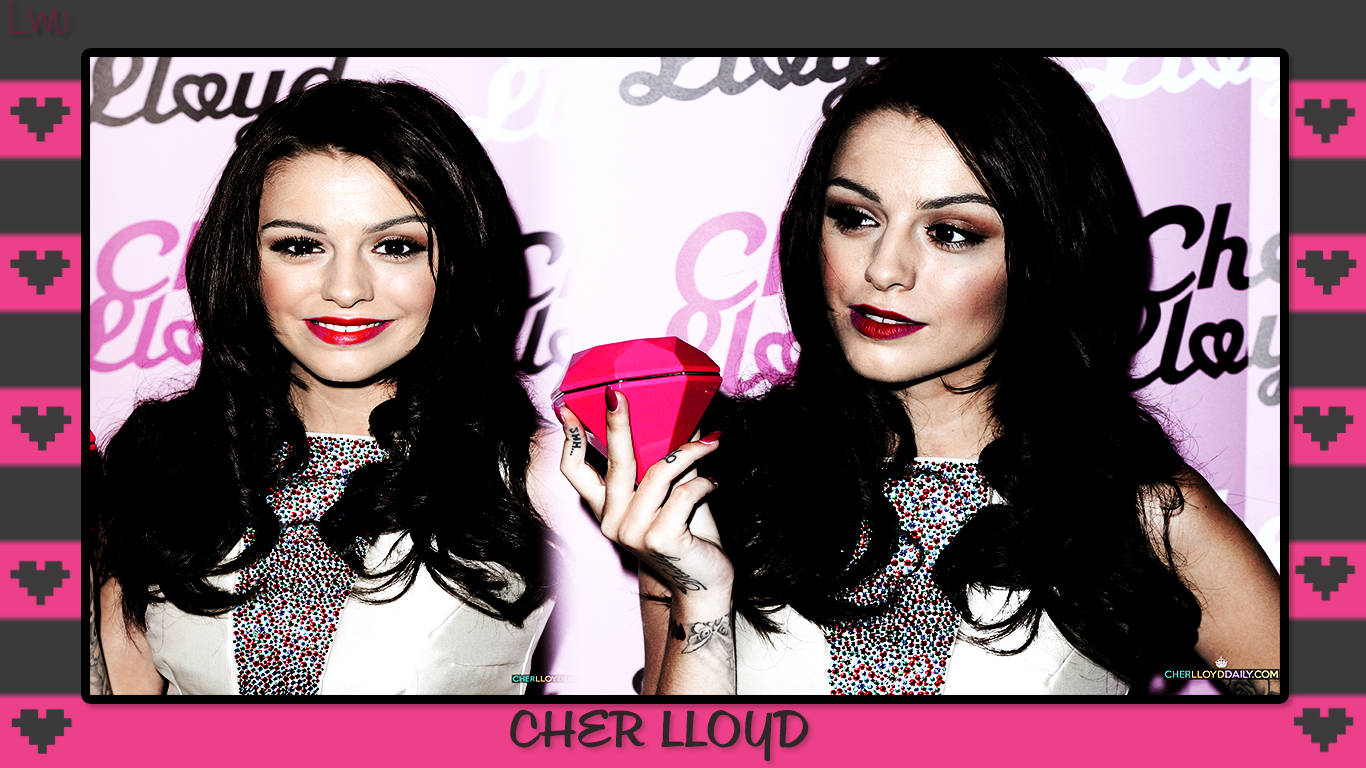 Cher Lloyd Wallpaper By Nechbooble On Deviantart