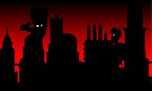 Robin Tnba Gotham City Minimal