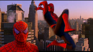 Spider-man 2002 New York