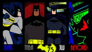 DC AM:75 Years Batman