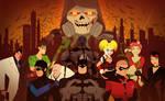 HSA: Batman Arkham Knight anniversary tribute