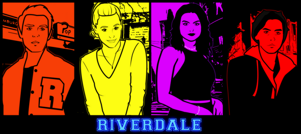 Riverdale CW Wallpaper by bat123spider on DeviantArt