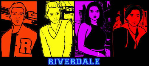 Riverdale CW Wallpaper by bat123spider
