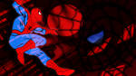 SPIDER-MAN The Animated Series wallpaper by bat123spider