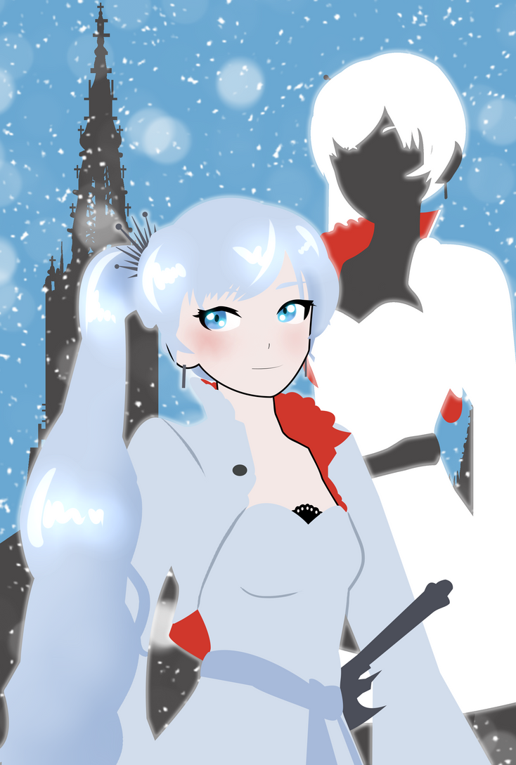 Weiss by bat123spider