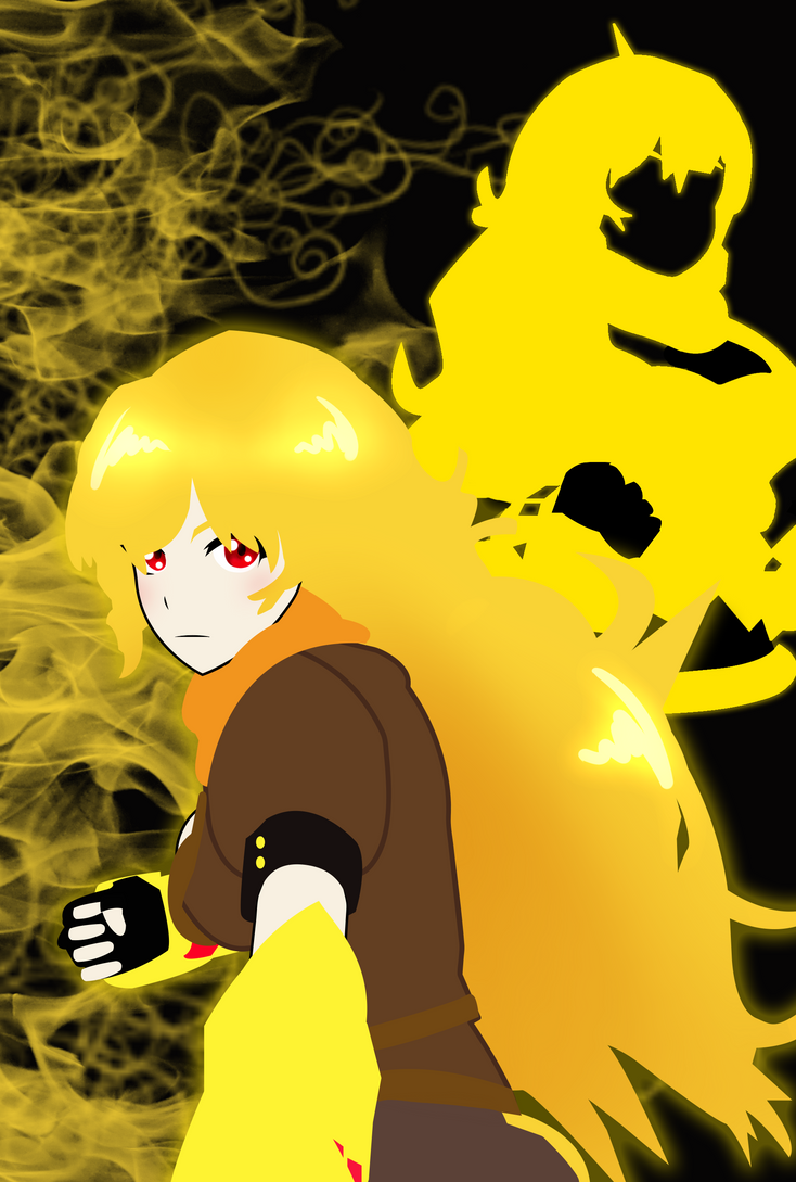 Yang by bat123spider