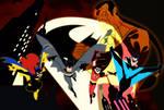 The New Batman Adventures: Batman Rise Of Sin Tzu by bat123spider