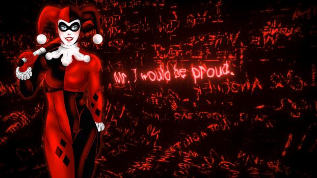 Harley Quinn Arkham Knight