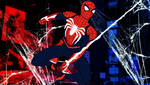 Spider-man PS4 a tribute to Stan Lee RIP by bat123spider