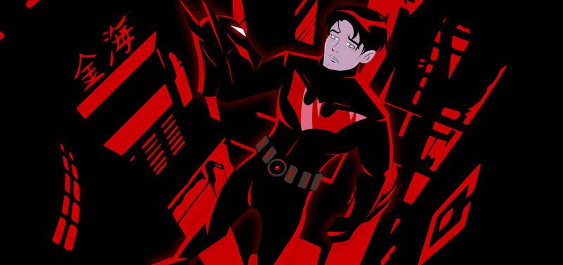 Batman Beyond  : I'm not original anymore..
