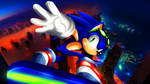 Sonic Riders : Un-Gravitify by bat123spider