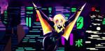 Batgirl Beyond by bat123spider