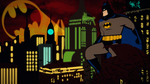Batman The Animated Series by bat123spider
