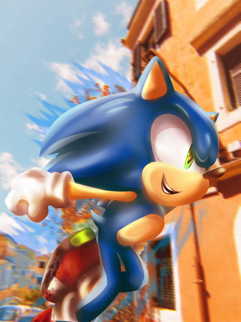 Sonic: Escape From The City