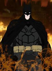 Batman The Anime Series by bat123spider