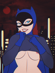 Batgirl The Animated series (NSFW) by bat123spider