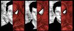 Spider-Men by bat123spider