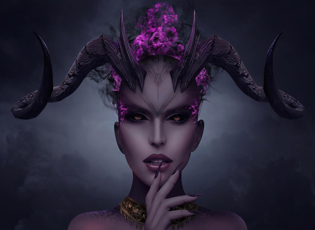 Desire Demon [Dragon Age] by Ivaran