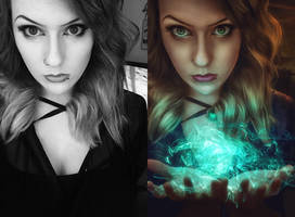 Sorceress by Ivaran