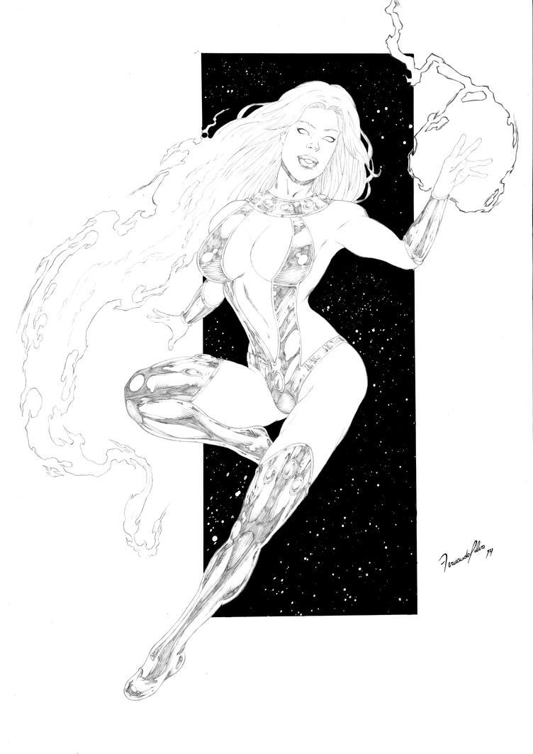 Starfire by fernandosilva1406