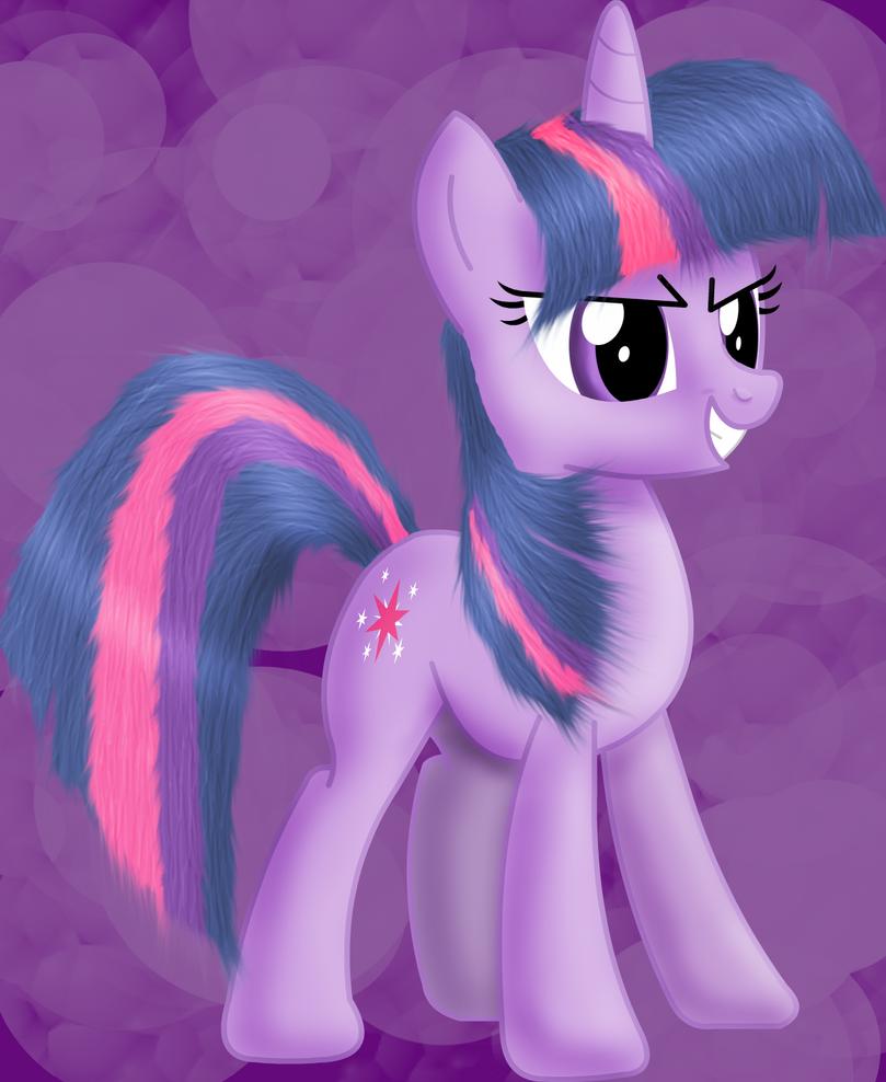 Twilight Sparkle by TwilightMike