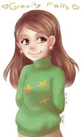.:FanArt:. Gravity Falls - Mabel Pines by BeckyChanX3