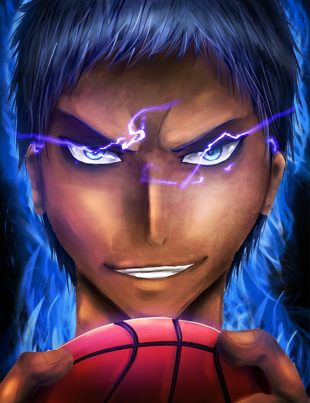 aomine daiki by shadowwhisper446 on deviantart