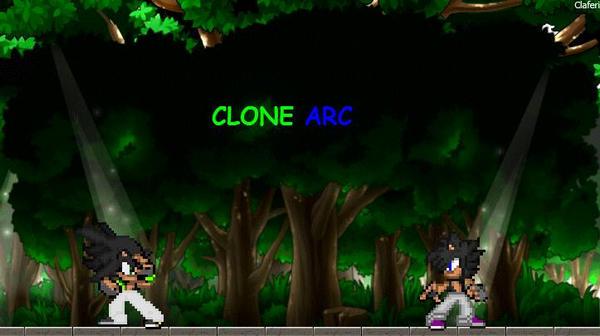 Clone arc by xeonhog