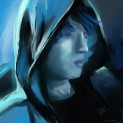 Blue Serenity by padwane