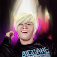 DaeSung is Alive by padwane