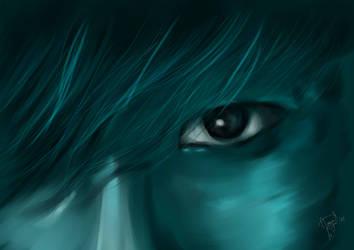 Eyes by padwane