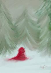 Neige Rouge by padwane