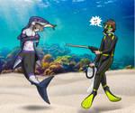 Salty Spearfishing